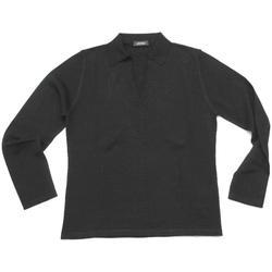 Abbigliamento Donna Maglioni Diana Gallesi ATRMPN-23965 Nero