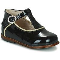 Scarpe Bambina Sneakers alte Little Mary BETHANY Nero