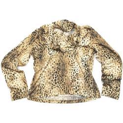 Abbigliamento Donna T-shirts a maniche lunghe Diana Gallesi ATRMPN-23974 Beige