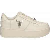 Scarpe Donna Sneakers basse Windsor Smith REMIX BRAVE white