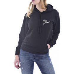 Abbigliamento Donna Felpe Goldenim Paris Sudore / Felpa zip 1130 - Donna nero