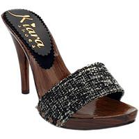 Scarpe Donna Zoccoli Kiara Shoes KM7203 Nero