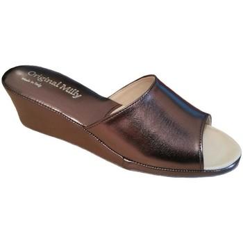 Scarpe Donna Ciabatte Milly MILLY103pio grigio