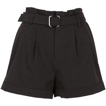 Abbigliamento Donna Shorts / Bermuda See U Soon Shorts 20241065 - Donna nero