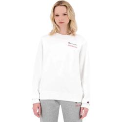 Abbigliamento Donna Felpe Champion 114712 Bianco
