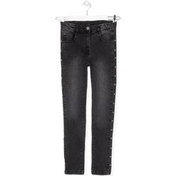 Abbigliamento Unisex bambino Jeans Losan 024-9000AL Nero