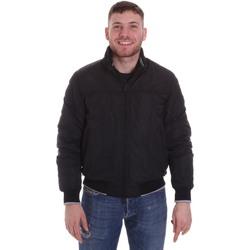 Abbigliamento Uomo Giubbotti Navigare NV67062 Nero