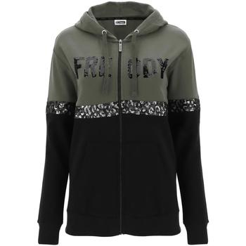 Abbigliamento Donna Felpe Freddy F0WCLS5 Verde