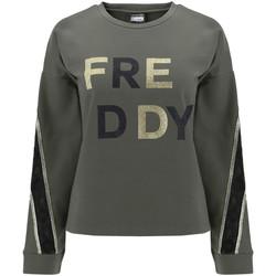Abbigliamento Donna Felpe Freddy F0WSDS5 Verde