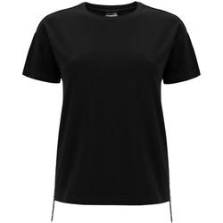 Abbigliamento Donna T-shirt maniche corte Freddy F0WSDT5 Nero