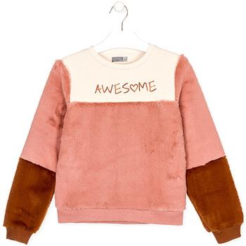 Abbigliamento Unisex bambino Felpe Losan 024-6019AL Beige