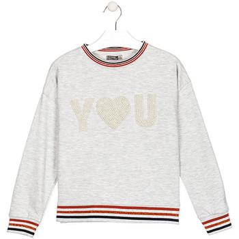 Abbigliamento Unisex bambino Felpe Losan 024-6020AL Grigio