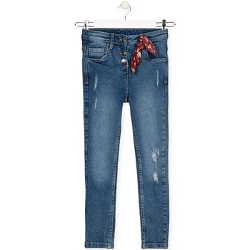 Abbigliamento Unisex bambino Jeans Losan 024-9003AL Blu