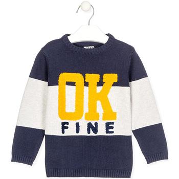 Abbigliamento Unisex bambino Maglioni Losan 025-5005AL Blu