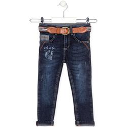 Abbigliamento Unisex bambino Jeans Losan 025-9004AL Blu