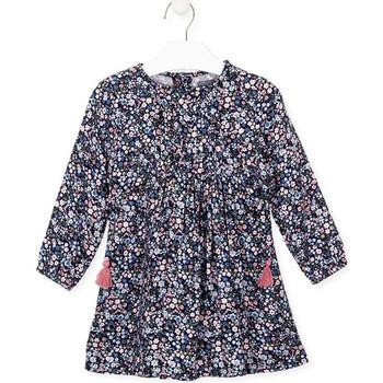 Abbigliamento Bambina Vestiti Losan 026-7021AL Blu