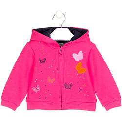 Abbigliamento Bambina Felpe Losan 028-6017AL Rosa