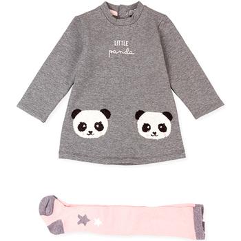 Abbigliamento Unisex bambino Completi e cravatte Losan 028-8025AL Grigio