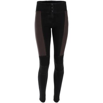 Abbigliamento Donna Pantaloni Freddy WRUP1MF009 Nero
