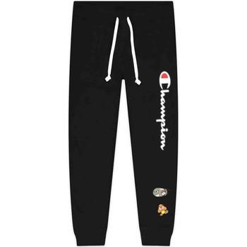 Abbigliamento Donna Pantaloni Champion 216870 Nero