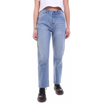 Abbigliamento Donna Jeans boyfriend Dickies DK133004LBL1 Blu