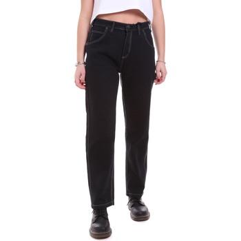 Abbigliamento Donna Jeans Dickies DK133004BLK1 Nero