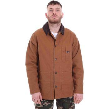 Abbigliamento Uomo Parka Dickies DK720346BD01 Marrone