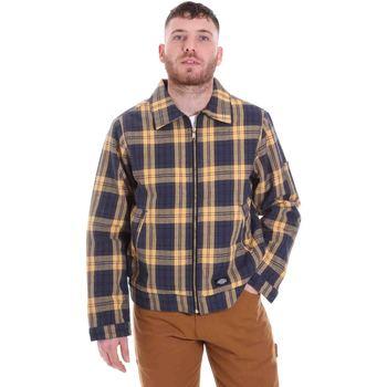 Abbigliamento Uomo Giubbotti Dickies DK0A4X6QAF01 Blu