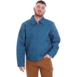 Abbigliamento Uomo Giubbotti Dickies DK00TJ15CBL1 Blu