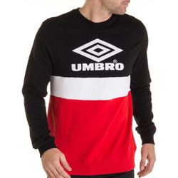 Abbigliamento Uomo Felpe Umbro 687680-60 Rosso