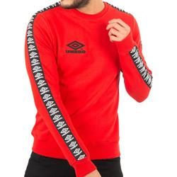 Abbigliamento Uomo Felpe Umbro 687980-60 Rosso
