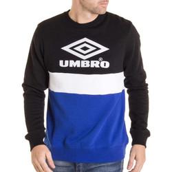 Abbigliamento Uomo Felpe Umbro 687680-60 Blu