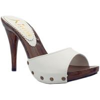 Scarpe Donna Zoccoli Kiara Shoes KM723001 Bianco