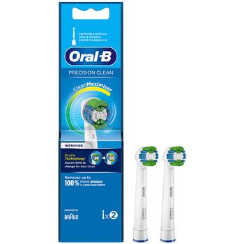 Bellezza Corpo e Bagno Oral-B Precision Clean Cabezales  2 uds