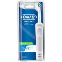 Bellezza Accessori per il viso Oral-B Vitality Cross Action Blanco Cepillo Eléctrico 1 Pz 1 u