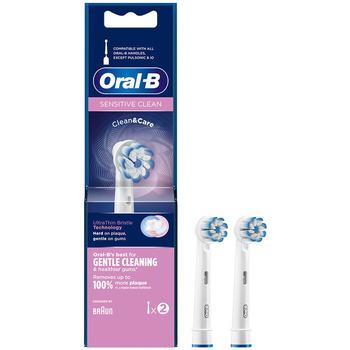 Bellezza Accessori per il viso Oral-B Sensitive Clean Cabezales  2 uds