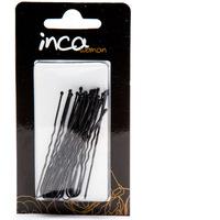 Bellezza Accessori per capelli Inca Horquillas Moño 6 Cm negro Invisible 20 Pz