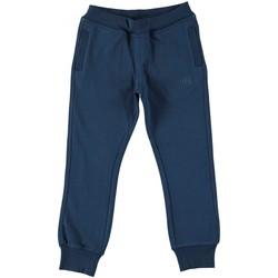 Abbigliamento Bambino Pantaloni da tuta Ido 4U186 Blu