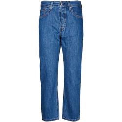 Abbigliamento Donna Jeans dritti Levi's - Jeans 501 36200-0142 BLU