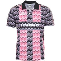 Abbigliamento Uomo Polo maniche corte Umbro 689450-60 Rosa