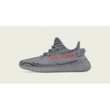 Scarpe Sneakers basse adidas Originals Yeezy Boost 350 V2 Beluga 2.0 Grey/Bold Orange/Dgh Solid Grey