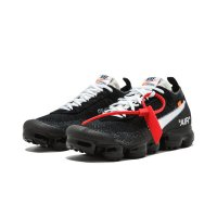 Scarpe Sneakers basse Nike Air Vapormax x Off-White Og Black Black/White-Clear-White