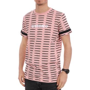 Abbigliamento Uomo T-shirt maniche corte Umbro 689430-60 Rosa