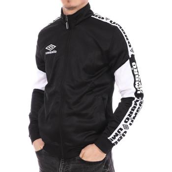 Abbigliamento Uomo Giacche sportive Umbro 716780-60 Nero