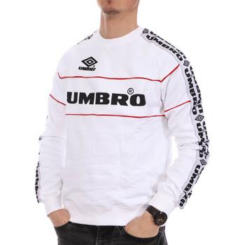 Abbigliamento Uomo Felpe Umbro 716720-60 Bianco