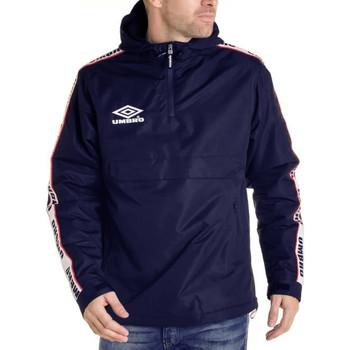 Abbigliamento Uomo giacca a vento Umbro 688190-60 Blu