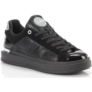 Scarpe Donna Sneakers basse Colmar Bradbury H 1 Gloom Black Nero