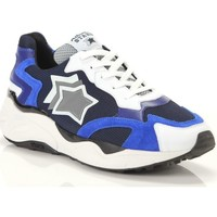 Scarpe Uomo Sneakers basse Atlantic Stars Centaurus Blu