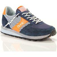Scarpe Uomo Sneakers basse Etonic Kilometro Net Flag Orange Blu