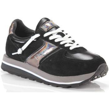 Scarpe Donna Sneakers basse Etonic Kilometro Nylon Nero